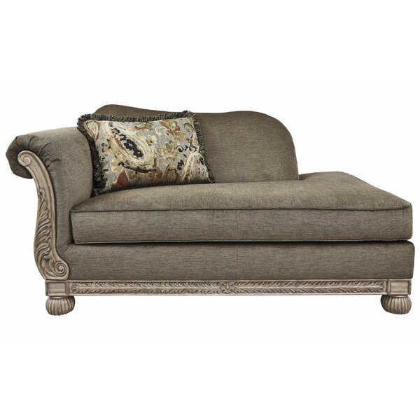 Tottenville Chaise Lounge By Canora Grey