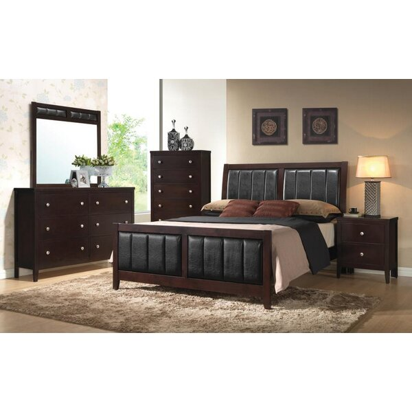 Best  Lucy Upholstered Standard Configurable Bedroom Set By Red Barrel Studio Cool