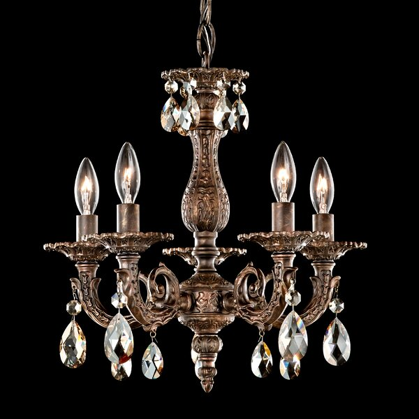 Milano 5-Light Chandelier by Schonbek