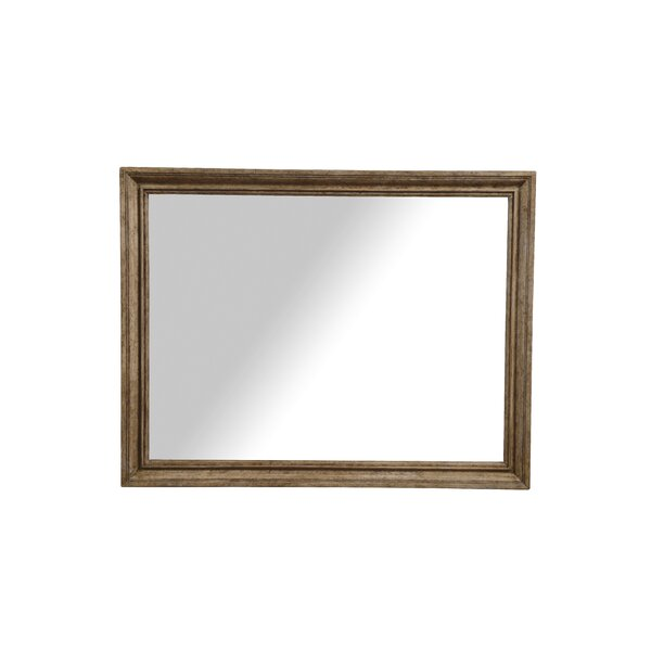 Gerakies Rectangular Dresser Mirror by Bay Isle Home