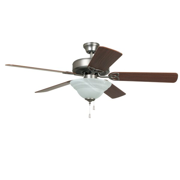 52 Gouge 2-Light 5-Blade Ceiling Fan by Red Barrel Studio