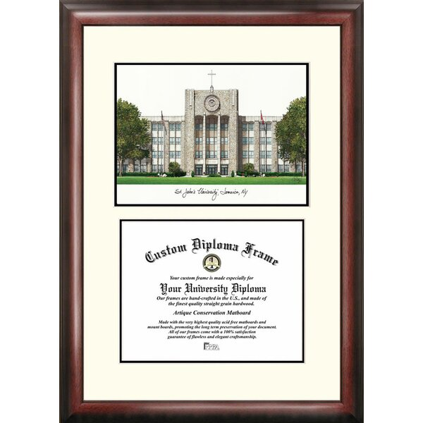 NCAA Syracuse Orange Spirit Picture Frame by Campus Images