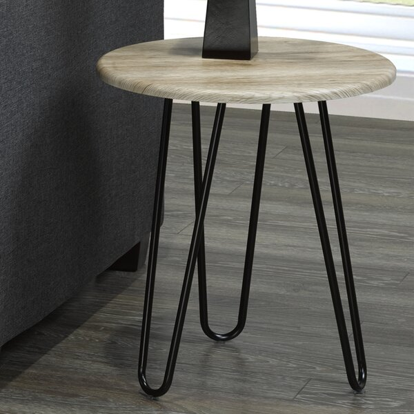 Mott End Table by Union Rustic