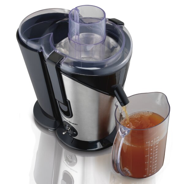 Big Mouth Plus 2 Speed Juicer By Hamilton Beach.