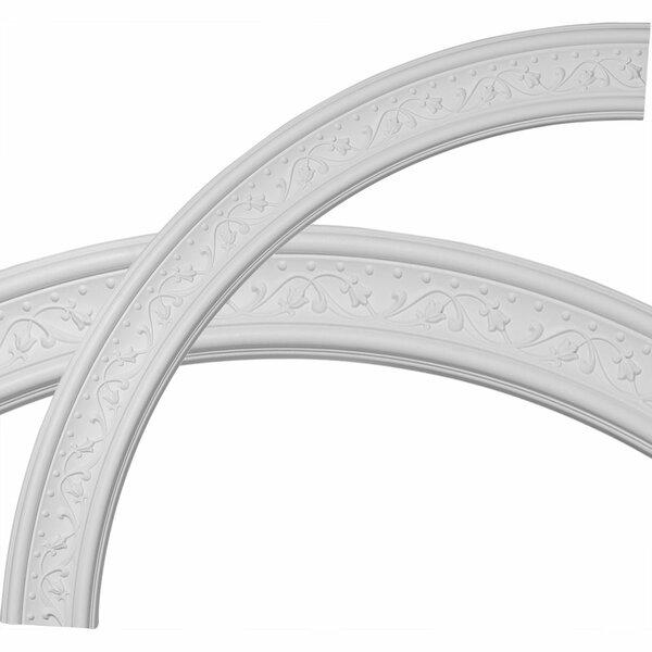 Marcella 51H x 51W x 4D Ceiling Ring by Ekena Millwork