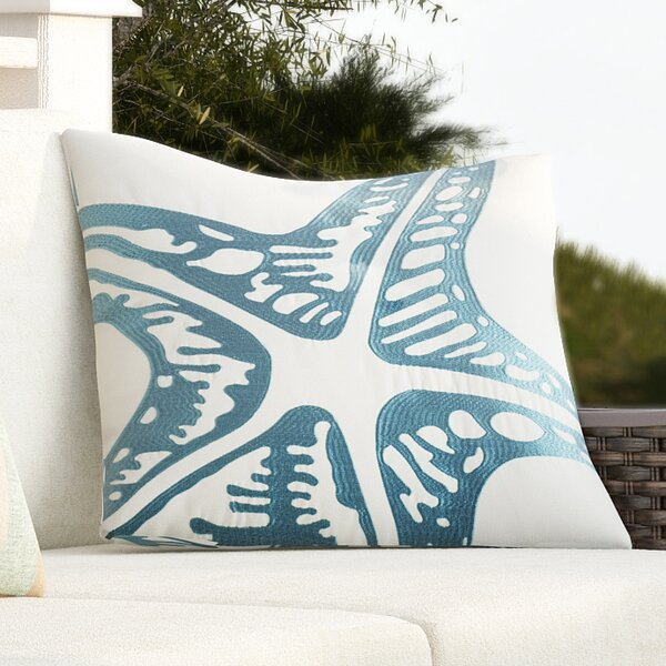 Barnes Indoor/Outdoor Euro Pillow (Set of 2) by Rosecliff Heights