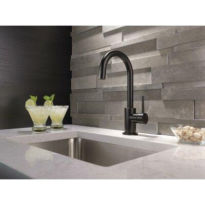 Bar Faucet Matte Black 4160 Product Image