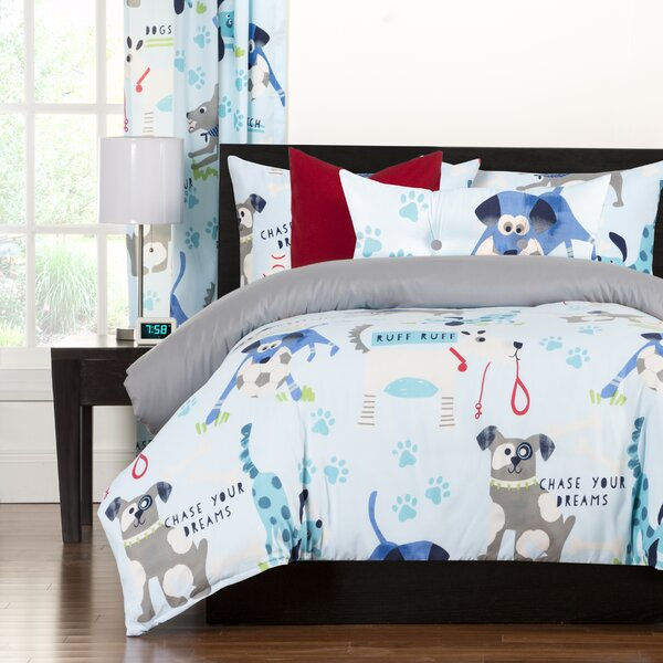 Crayola Chase Your Dreams Duvet Cover & Insert Set