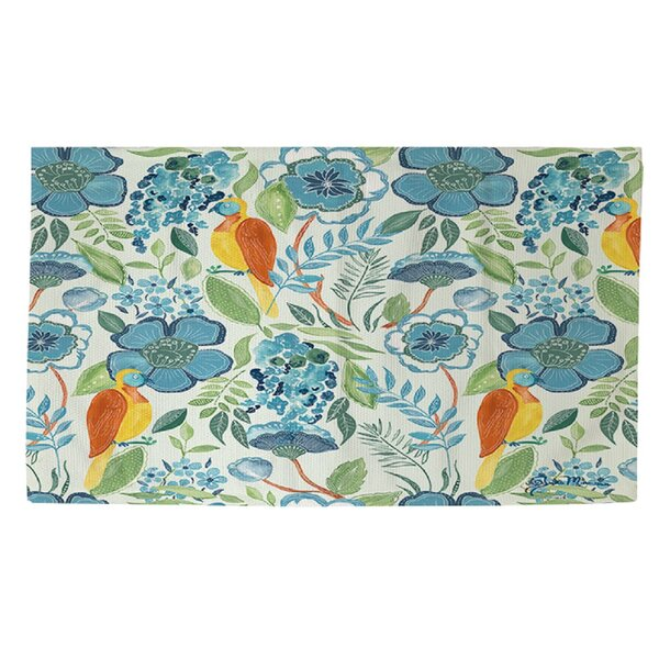 Osa Blue Area Rug by Manual Woodworkers & Weavers