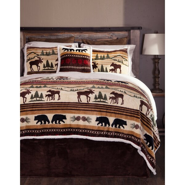 Haynes 5 Piece Comforter Set by Loon Peak