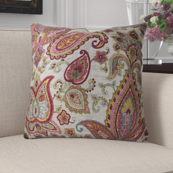 Tullynacross Luxury Pillow by Canora Grey