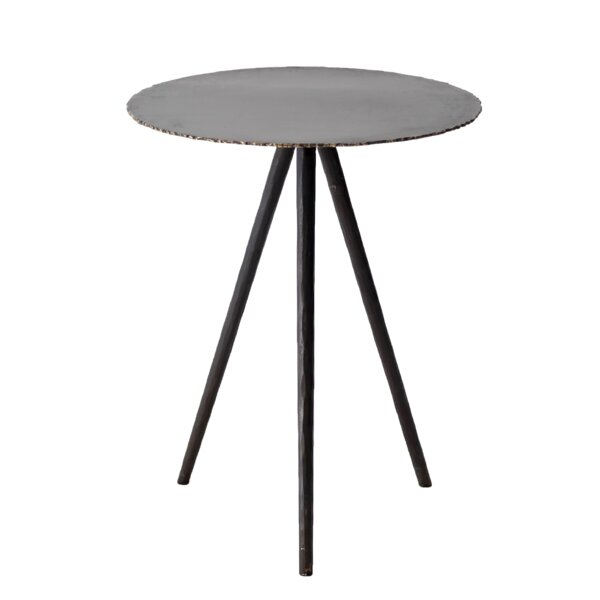 Courtois End Table by 17 Stories