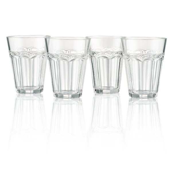 Pearl Ridge 9 oz.Tumbler S/4 (Set of 4) by Artland