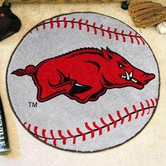 NCAA University of Arkansas Baseball Mat by FANMATS