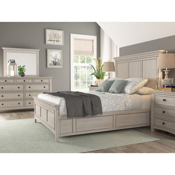 Sefton Queen Panel Configurable Bedroom Set by Three Posts