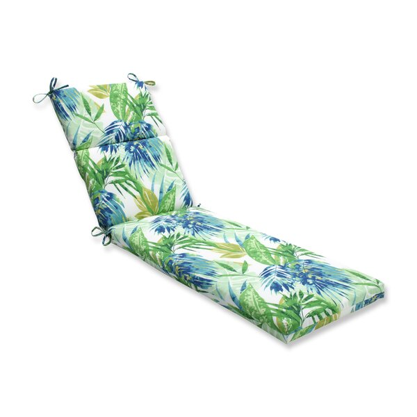 Earnhardt Indoor/Outdoor Chaise Lounge Cushion
