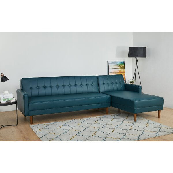 Epperson Convertible Reversible Reclining Sectional Sofa Bed By Brayden Studio