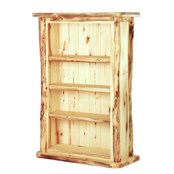 Aspen Heirloom Standard Bookcase by Mountain Woods Furniture