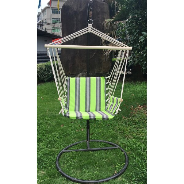 Broadnax Cotton and Polyester Chair Hammock by Freeport Park