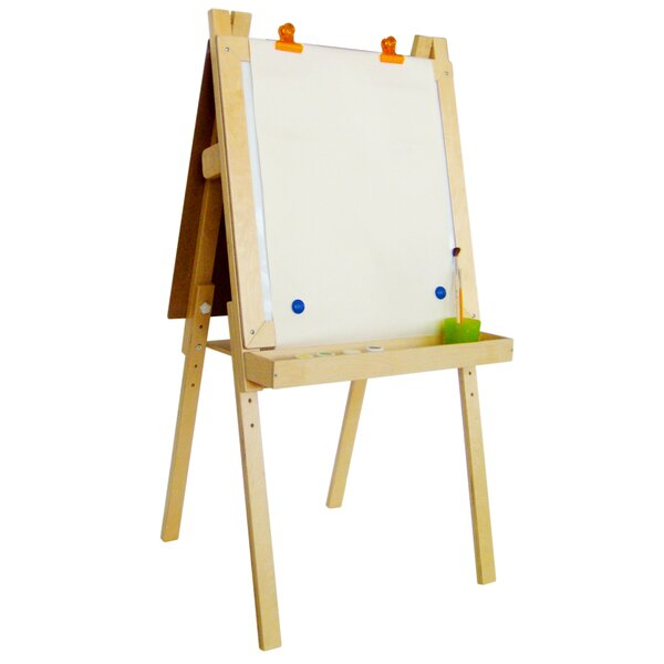 Folding Board Easel by A+ Child Supply