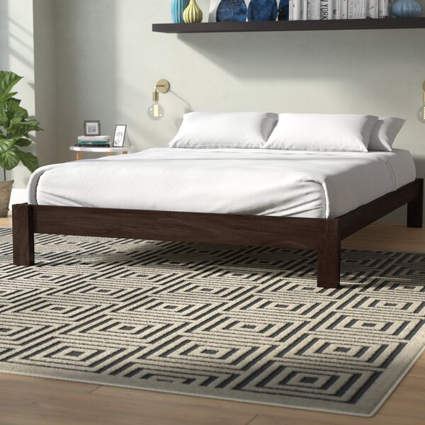 Apollo Platform Bed by Mercury Row
