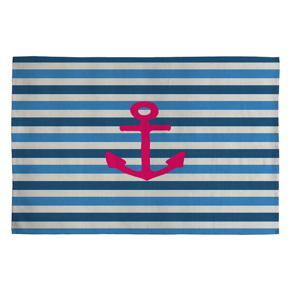 Bianca Green Stay 1 Novelty Area Rug by Deny Designs