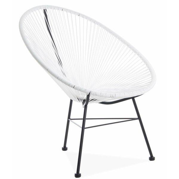 Meyerwood Wicker Patio Chair by Latitude Run Latitude Run