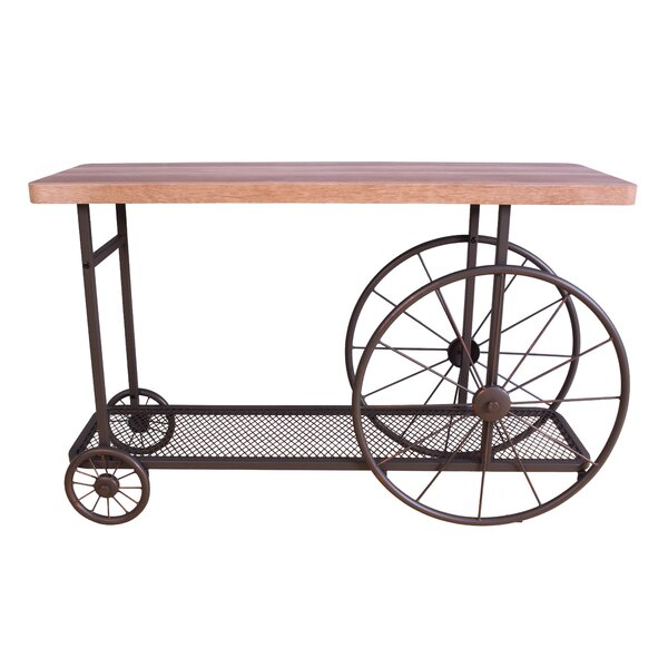 Marburger Console Table By Williston Forge