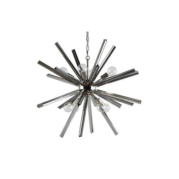 Place 8-Light Sputnik Sphere Chandelier By Orren Ellis