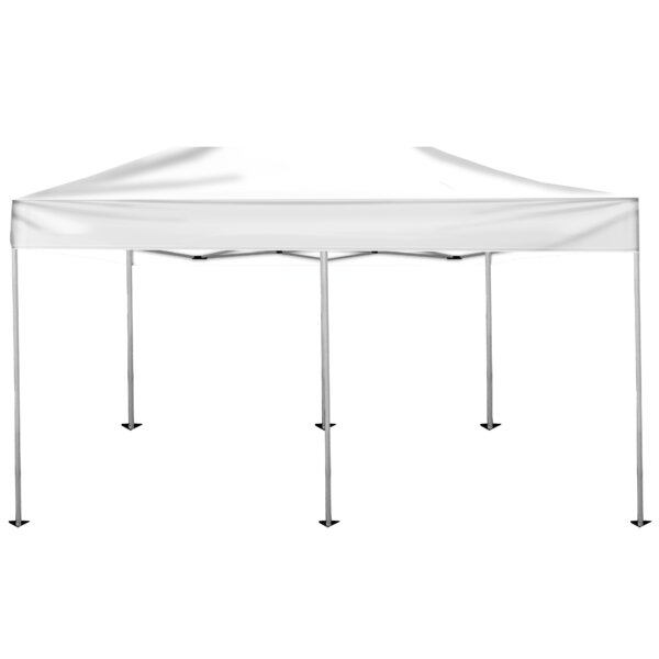 20 Ft. W x 10 Ft. D Steel Pop-Up Party Tent by Laguna Canopy
