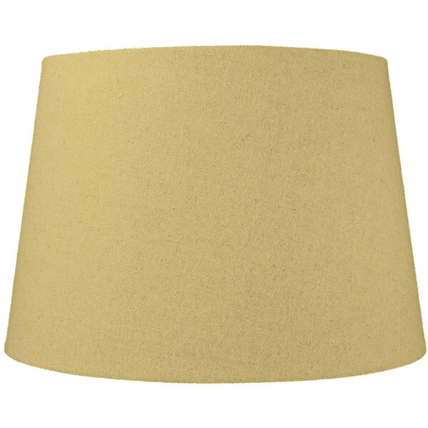 16 Linen Drum Lamp Shade by Home Concept Inc