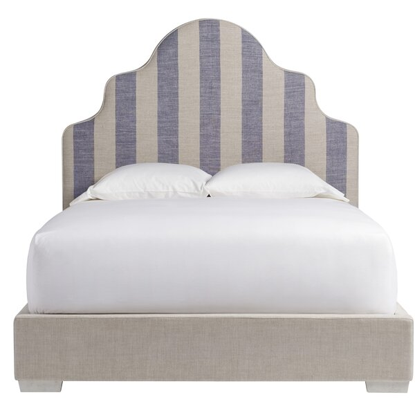 Cael Upholstered Standard Bed by Longshore Tides