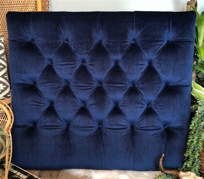 Honig Diamond Tufted Twin/Twin XL Upholstered Panel Headboard by Zoomie Kids