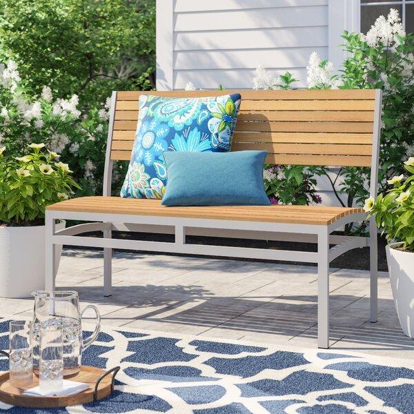 Caspian Garden Bench by Sol 72 Outdoor