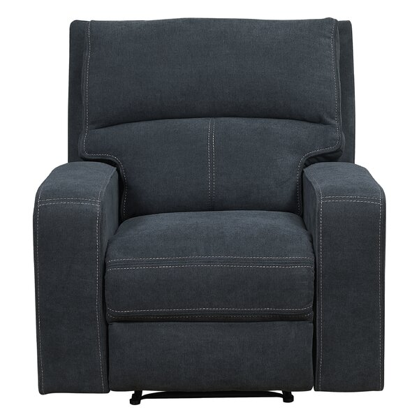 Stephan Power Recliner by Ebern Designs