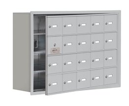 4 Tier 5 Wide EmpLoyee Locker by Salsbury Industri