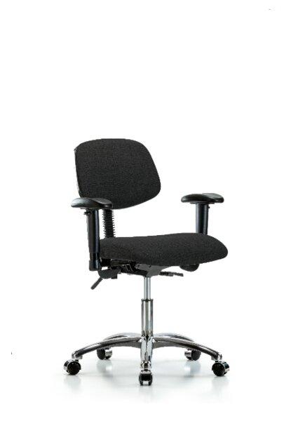 Kalyn Desk Height Ergonomic Office Chair by Symple Stuff
