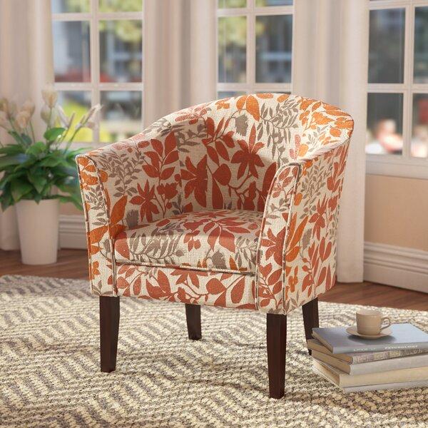 Lambert Barrel Chair by Charlton Home