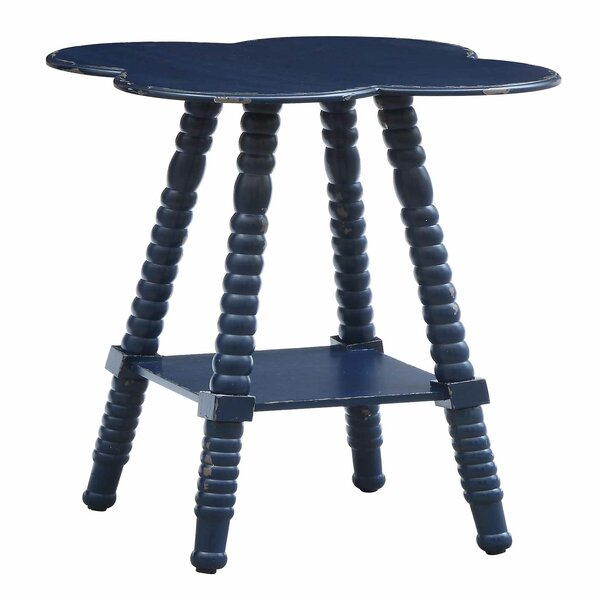 Harpe End Table by Highland Dunes