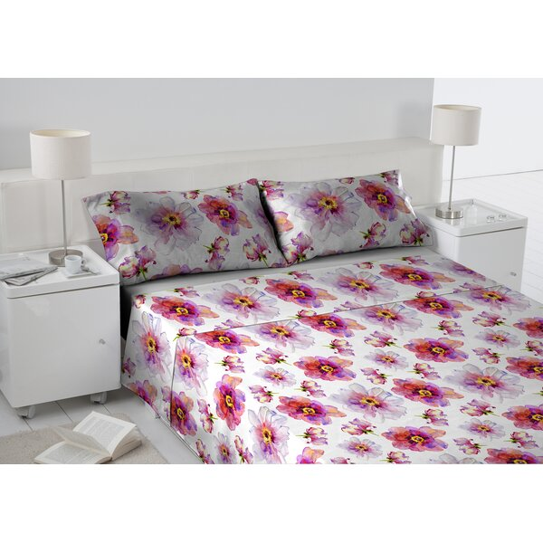 California Reversible Duvet Cover Set