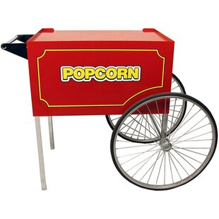 Classic Pop Popcorn Cart by Paragon International