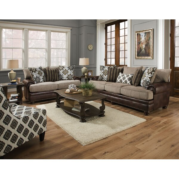 Bergin 2 Piece Living Room Set by Fleur De Lis Living