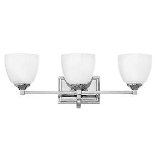 Inexpensive Merrillville 3-Light Vanity Light By Alcott Hill