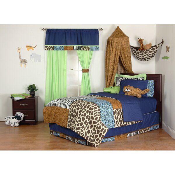 Fernwood Comforter Collection by Zoomie Kids