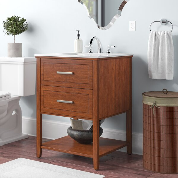 Bickerstaff 25 Single Bathroom Vanity Set by Andover Mills