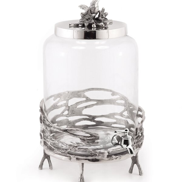 Birds and Branches Beverage Dispenser by Star Home