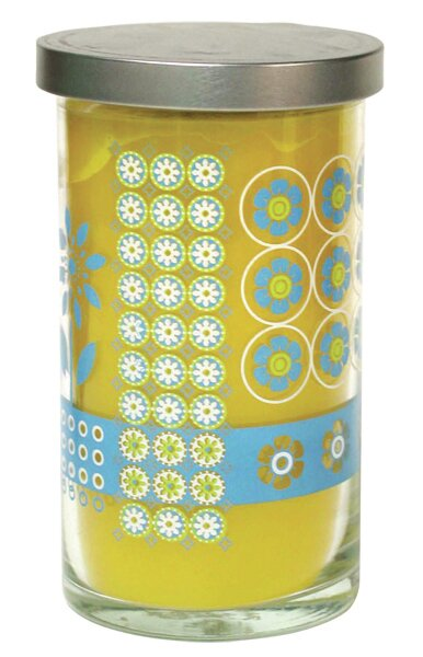 Sunshine Designer Candle by Acadian Candle