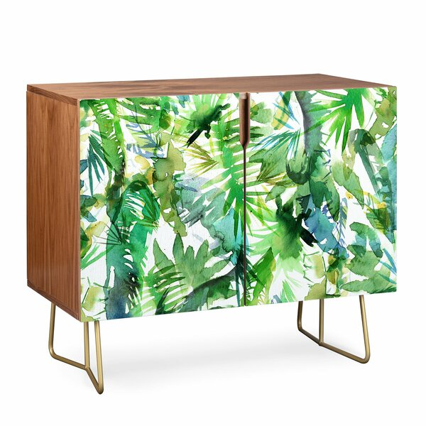 Schatzi Vibe of the Jungle Credenza by East Urban Home East Urban Home