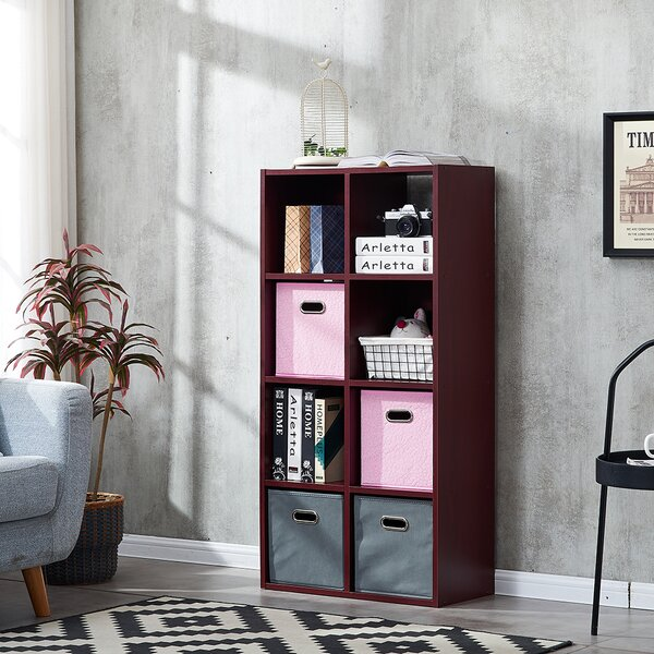 Shasta Cube Bookcase By Ebern Designs