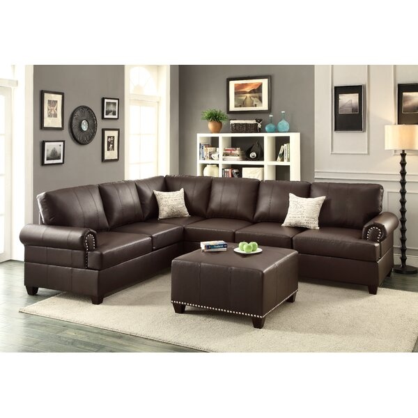 Mario Reversible Sectional By A&J Homes Studio Herry Up